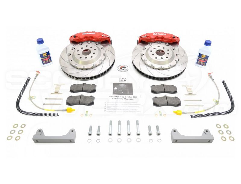 AP Racing 355mm 6 Pot Brake Kit Gen II