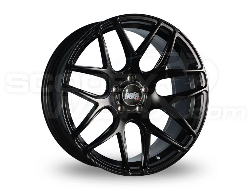 Bola B8R Alloy Wheels (Set of 4) 18 inch