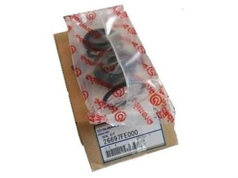 Genuine Brembo 2 Pot Rear Seal Kit (26697FE000)