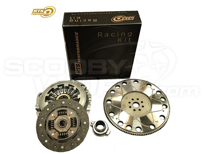 RTS Performance 5 Speed Pull 1993-2005 Clutch and Flywheel Package ORGANIC