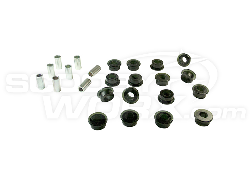 Whiteline W61382A Rear Control arm - lower inner & outer bushing